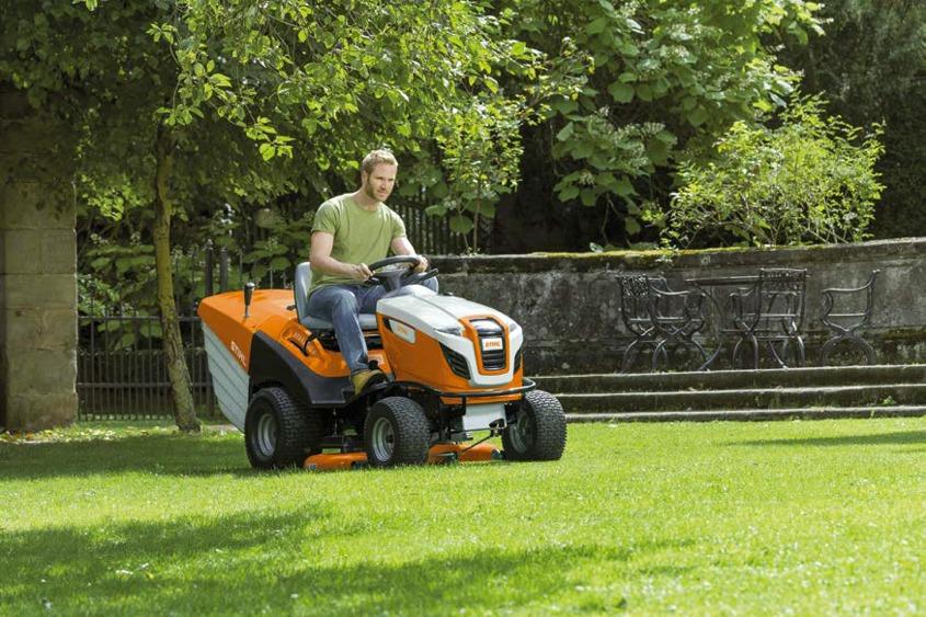 Traktor STIHL RT 5097