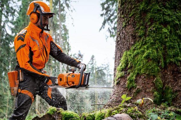 Lesní a zahradní technika STIHL