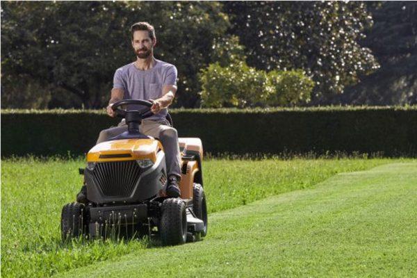 Zahradní technika Stiga